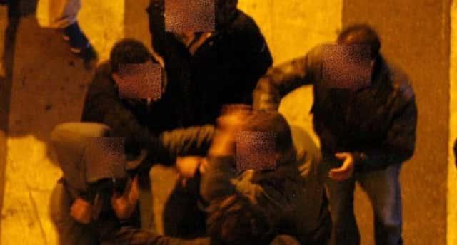 Incappucciati e armati seminano il panico a Roccapiemonte - Salernosera
